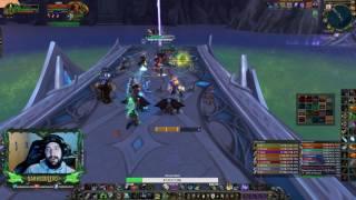 World of Warcraft | BASTIÓN NOCTURNO MÍTICO KROSUS 6%- CAZADOR PUNTERÍA - RAGESTORM