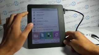 """Pocketbook Color Lux 8"""" eBook olvasó bemutató videó   Tech2.hu"""