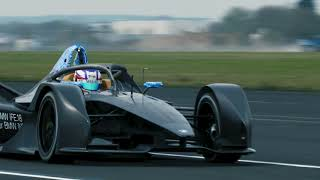 BMW iFE.18 - The Future BMW Formula E Race Car