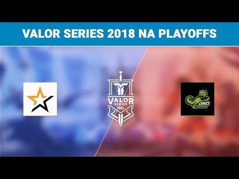 Highlights: Allegiance vs Dino Riders | Valor Series 2018 NA Playoffs