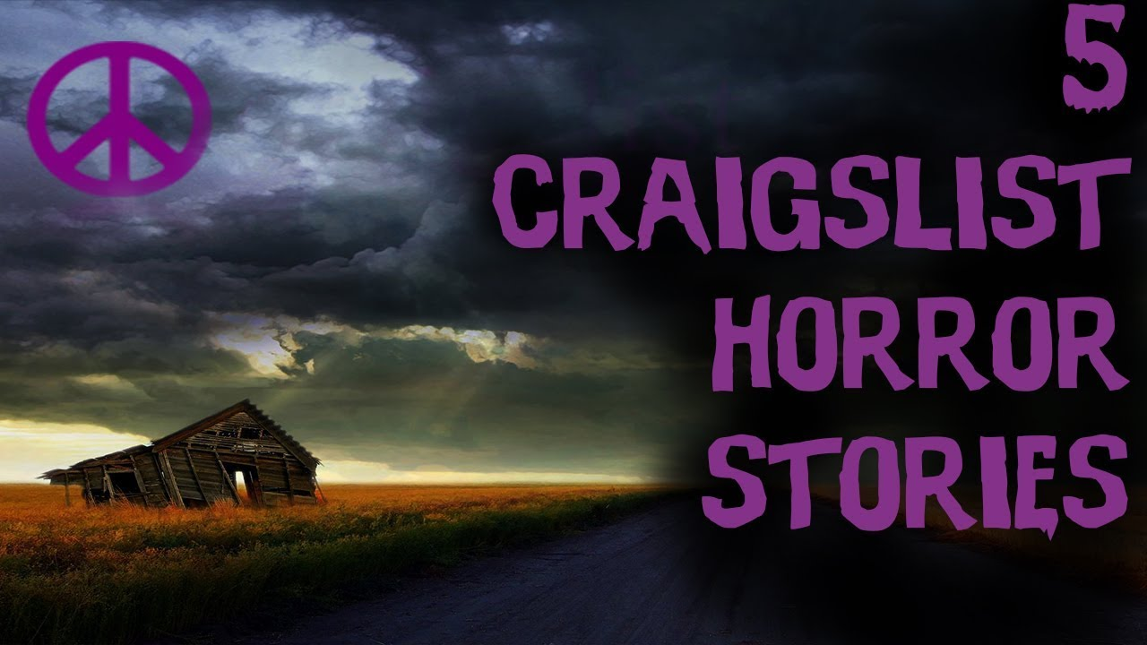 9e652afd85 5 Absolutely Terrifying TRUE   Unexplainable Craigslist Horror Stories!  (2019)