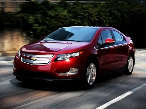Chevrolet Volt Review Everyday Driver