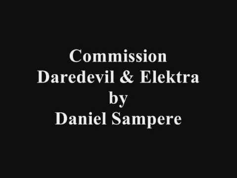 Commission Daredevil &