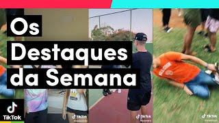 Esses são os DESTAQUES DA SEMANA! | TikTok Brasil