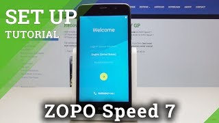 How to Activate ZOPO Speed 7 - Configuration / Set Up Proccess