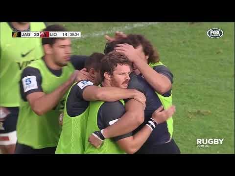 2018 Super Rugby Round Six: Jaguares vs Lions