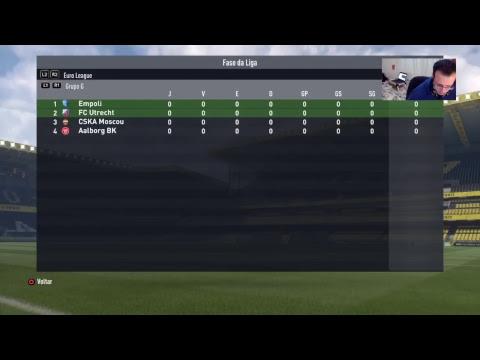 FIFA 17 MODO CARREIRA ALÉM DO LENDÁRIO - EMPOLI #61