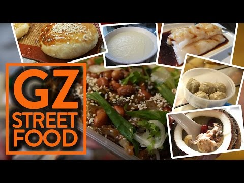 CANTONESE STREET FOOD IN GUANGZHOU - Fung Bros Food