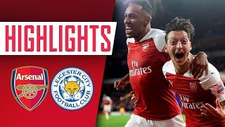 Download Video GOALS & HIGHLIGHTS | Arsenal 3 - 1 Leicester City MP3 3GP MP4