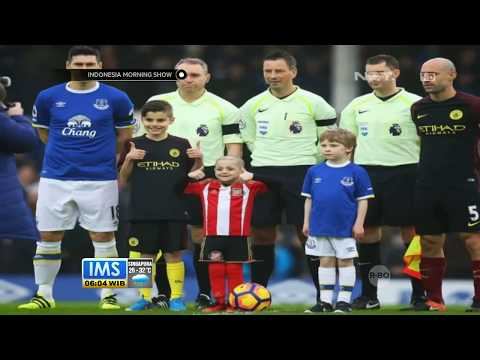 Penggemar Sepak Bola Inggris, Bradley Lowery Meninggal Dunia Melawan Kanker Mp3