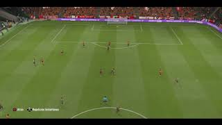 Un gol muy gol (hay mejores :v) [FIFA 19 #1]