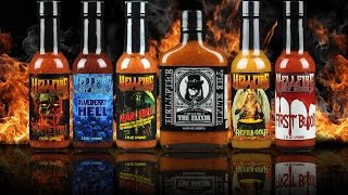 The Elixir Hellfire Hot Sauce Review - One Of The Best Superhot Sauces I've Reviewed