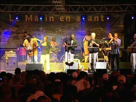 Magnum band LIVE Marin 972-Martinique (Liberté)