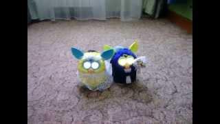 Сериал про Furby 1 сезон: 1 серия: свадьба