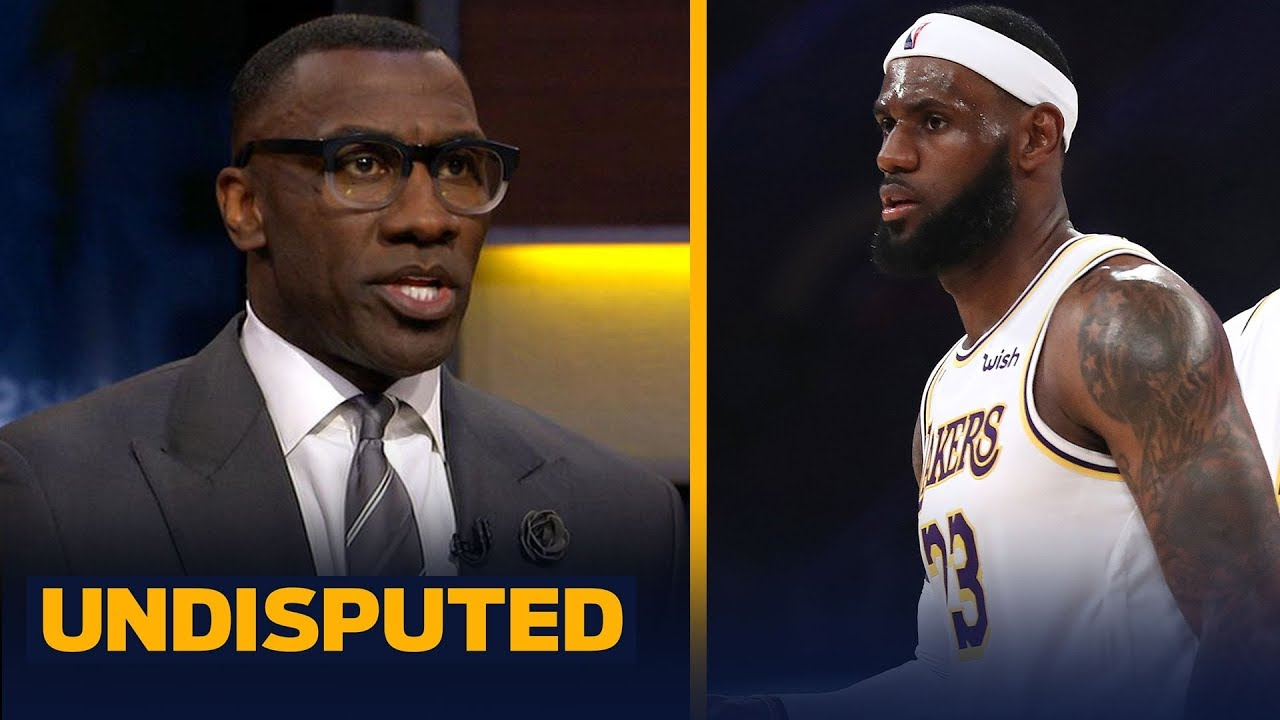Shannon Sharpe and Skip Bayless react to the Lakers preseason blowout of Warriors | NBA