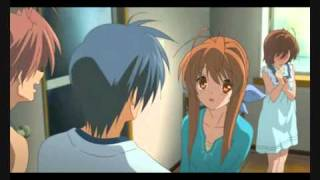 Clannad After Story: Nagisa is pregnant (Official English Dub)