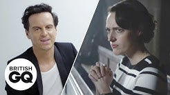 Andrew Scott relives Fleabag's kneel scene | British GQ