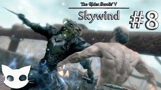 Skywind 8 Skyrim Призрачные врата