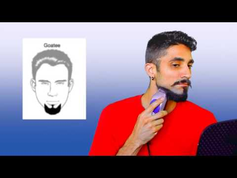 dating goatee