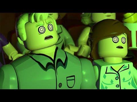 LEGO The Incredibles Walkthrough Part 6 - Chapter 6: Screenslaver Showdown (The Incredibles 2)
