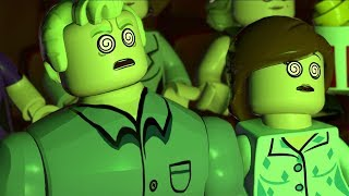 LEGO The Incredibles Walkthrough Part 6 - Chapter 6: Screenslaver Showdown (The Incredibles 2)