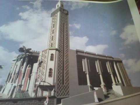 أعادة بناء مسجد عقبة بن نافع   * سوق نعمان  * thumbnail