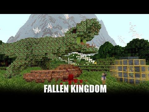 Download Youtube: Jurassic World: Fallen Kingdom - Official Minecraft Trailer [HD]
