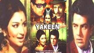 Yakeen   Dharmendra, Sharmila Tagore   Hindi Drama Full Movie