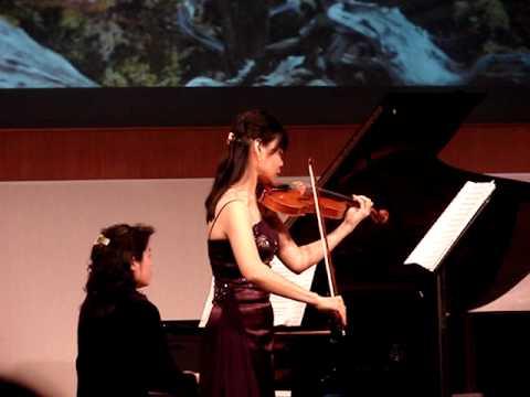 D 大調小提琴協奏曲  黃滨 小提琴獨奏
