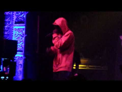 Hopsin's Knock Madness Tour '14 - The Fiends are Knocking Live @ Sunshine Theater, Albuquerque NM