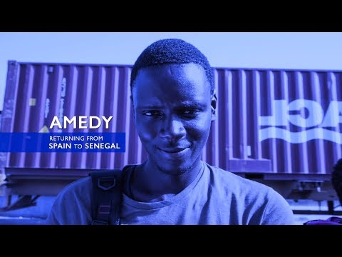 The story of Amedy, Senegal