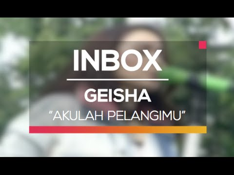 Geisha - Akulah Pelangimu (Live on Inbox)