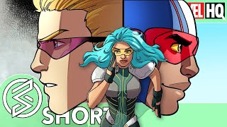 Patriot Trains with Hawkeye! | Marvel Rising Ultimate Comic: Patriot