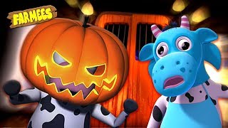Knock Knock Who is There | Halloween Music for Children | Songs for Kids