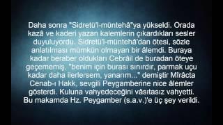 İsra ve Miraç Olayı - Mucizesi 2017 Video