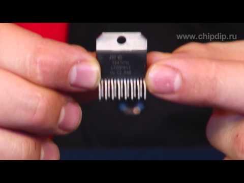 Микросхема TDA7295