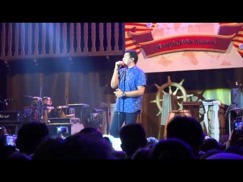 Tulus - Bumerang LIVE at CoopFest 2014