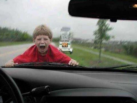 Дети на дороге. Как уберечь ребенка от ДТП?
