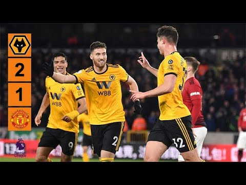 Hasil Pertandingan Wolves 2-1 Manchester United 3 April 2019 (Liga Premier Pekan Ke 33)