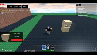 Roblox: How to build a Flying Machine