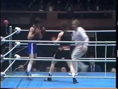 James Cooke vs Ricky Beaumont 1975 ABA Featherweight Final