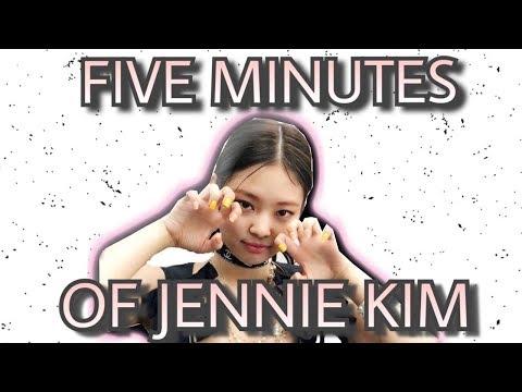 Five Minutes Of Jennie Kim #HappyJendeukieDay