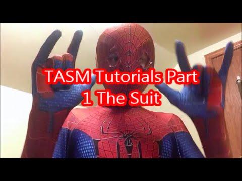 Tasm Tutorals Part 1: The Suit