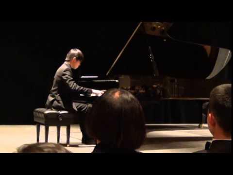 Jason Zhu Plays Vine Sonata in MTNA National Winners Concert
