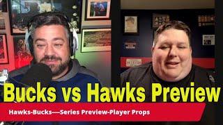 🏀 Free NBA Prop Bets Report   Milwaukee Bucks vs Atlanta Hawks Series Preview   June 23