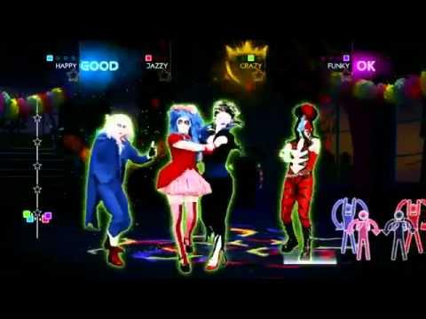 just dance 4 time warp halloween thrills