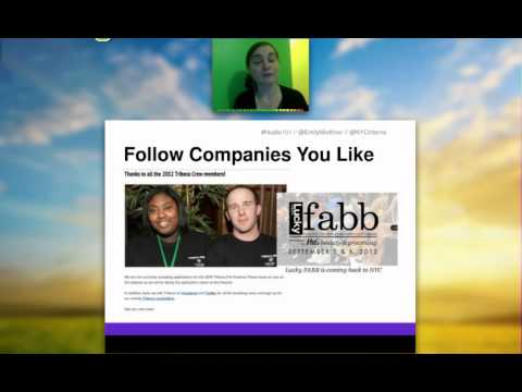"""Thumbnail for the embedded element """"Hustle 101: Networking For College Students & Recent Grads"""""""
