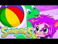 Smighties - My Pet Dinosaur and Funny Dinosaur Cartoon | Cartoons for Kids | Funny Kids Cartoons