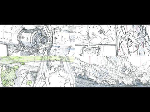 ヱヴァンゲリヲン新劇場版:Q EVANGELION:3.333特典映像「前田真宏イメージボード集」