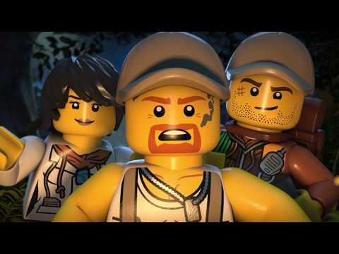 Заварушка в джунглях - LEGO City - Часть 2